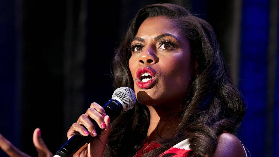Omarosa fires back after reports of White House drama
