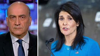 Fox News national security and foreign affairs expert reacts to Amb. Haley unveiling Iranian missile parts to prove UN resolution violations.