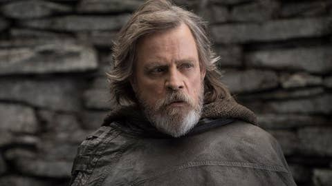 'The Last Jedi' roars into theaters