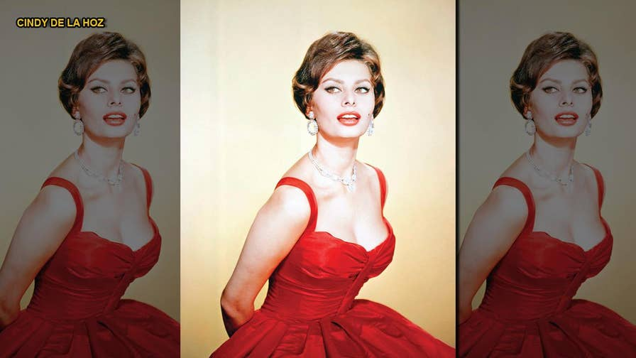 Fox411: Sophia Loren's extensive career, passionate love affair with Cary Grant and lasting marriage to husband Carlo Ponti are explored in the new book, 'Sophia Loren: Movie Star Italian Style.'