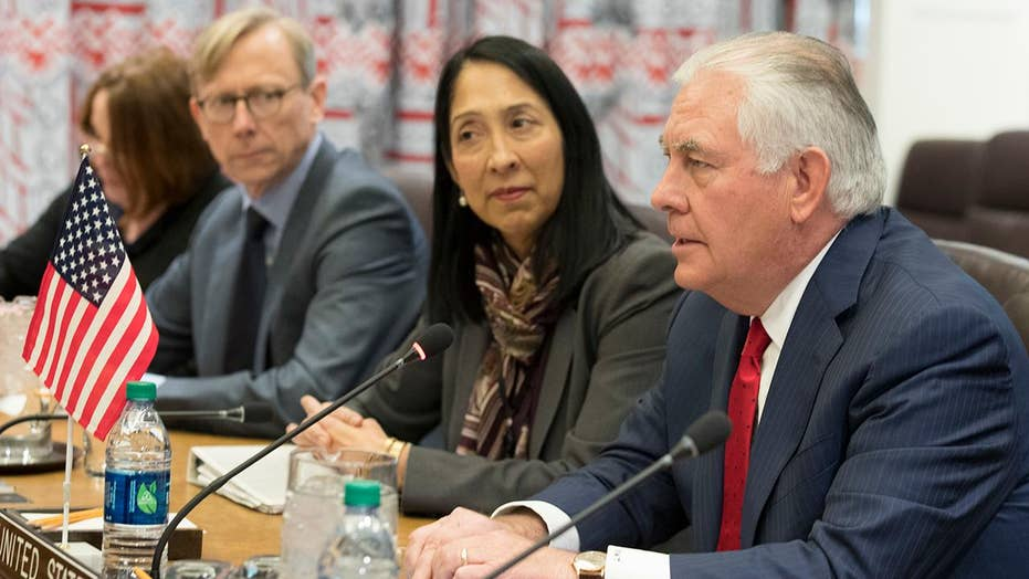 Tillerson attending UN North Korea meeting