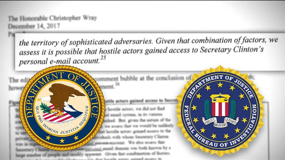 New documents call into question integrity of FBI and DOJ