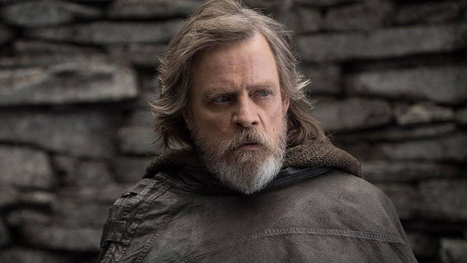'Star Wars: The Last Jedi' roars into theaters
