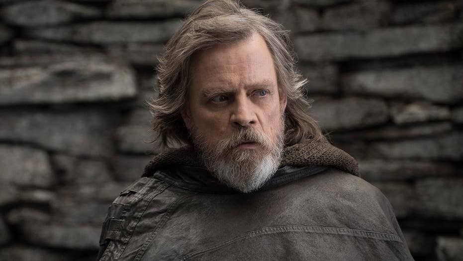 'Star Wars: The Last Jedi' roars into theaters