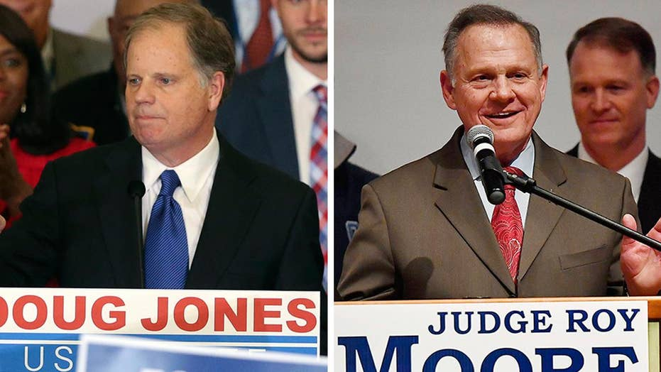 Alabama Senate race The religious and political divide