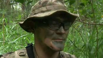 Law of the Jungle: US soldiers learning new skills for new threats