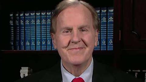 Rep. Robert Pittenger talks final push for tax reform