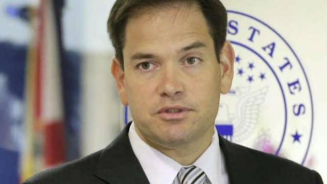 Marco Rubio plays last-minute hardball on tax reform
