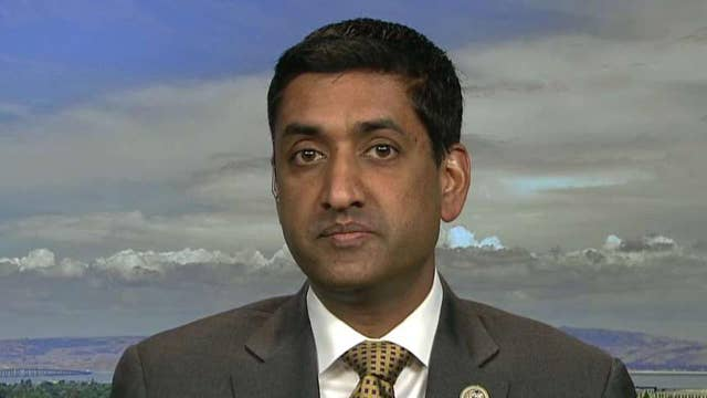 Rep. Khanna: Tax bill does nothing for forgotten Americans