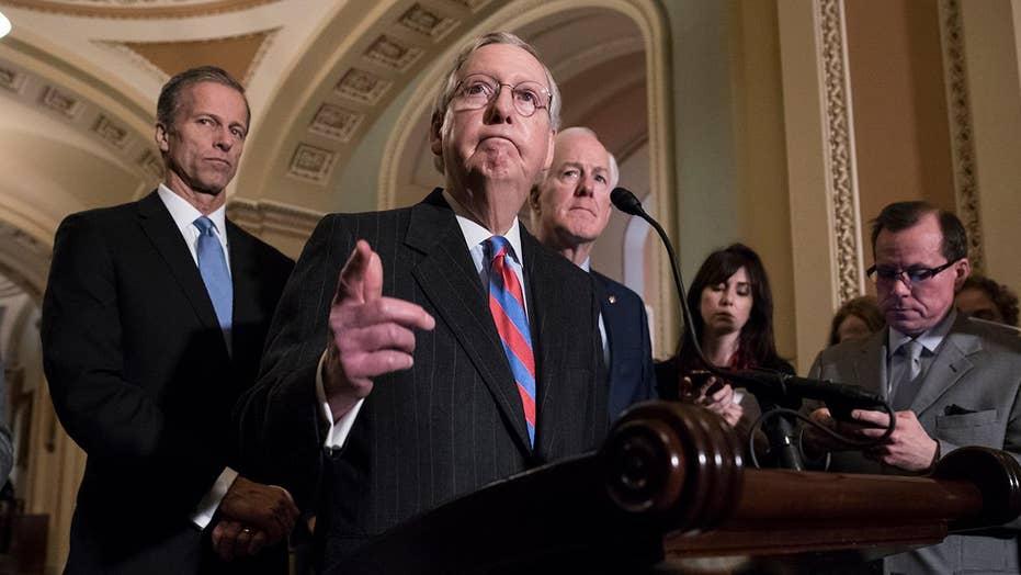 Spending bill needed by December 22 to avoid shutdown
