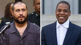 George Zimmerman, who was acquitted of murder and manslaughter charges in the killing of Trayvon Martin, is reportedly feuding with two rap stars after reportedly threatening Jay-Z over an upcoming documentary.