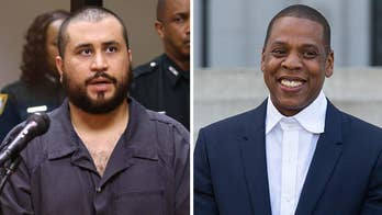 Fox411: George Zimmerman is feuding with rap stars Jay-Z and Snoop Dog after reportedly threatening Jay-Z over an upcoming documentary.