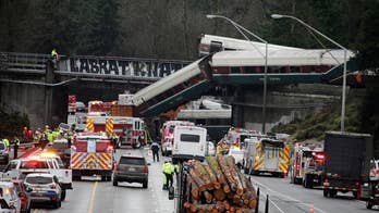 Oliver McGee, former deputy assistant secretary of transportation, says technology can help prevent certain train derailments.