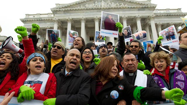 Legalizing the 'Dreamers' would cost $26 billion