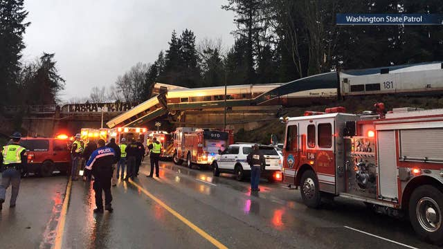 Local mayor warned of accident before Wash. train derailment