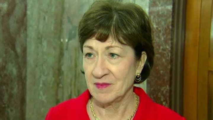 Sen. Collins signals she will vote for GOP tax bill