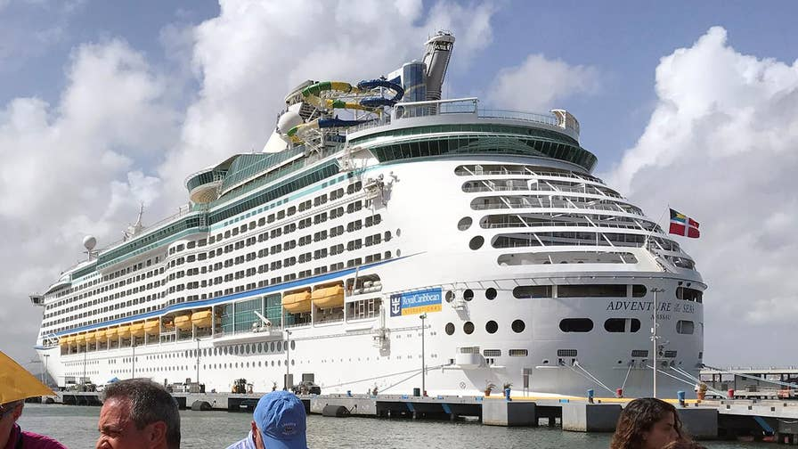 332 Royal Caribbean Passengers Sickened With Stomach Virus