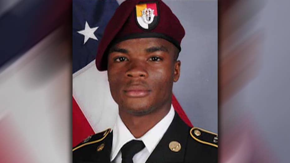 US Army sgt. killed in Niger was not captured or executed