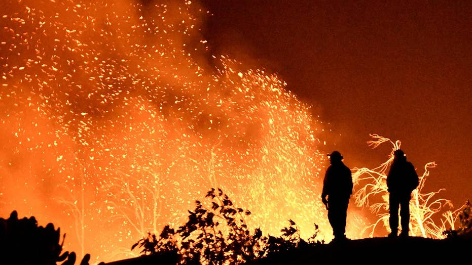 Southern California's Thomas Fire rages on after 2 weeks