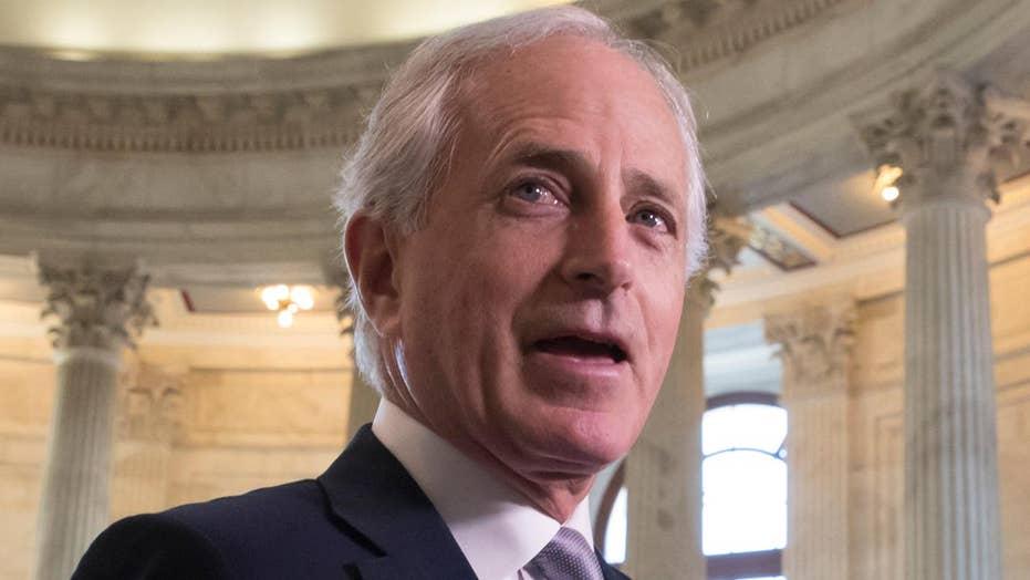 Corker seeking clarity on last-minute provision in tax bill