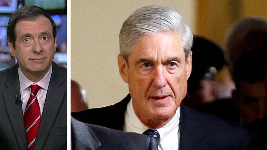 Kurtz: Robert Mueller gets the Ken Starr treatment
