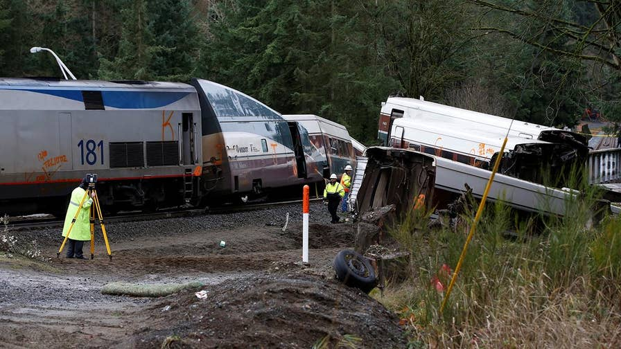 Claudia Cowan reports on the NTSB probe into the speeding Amtrak train.