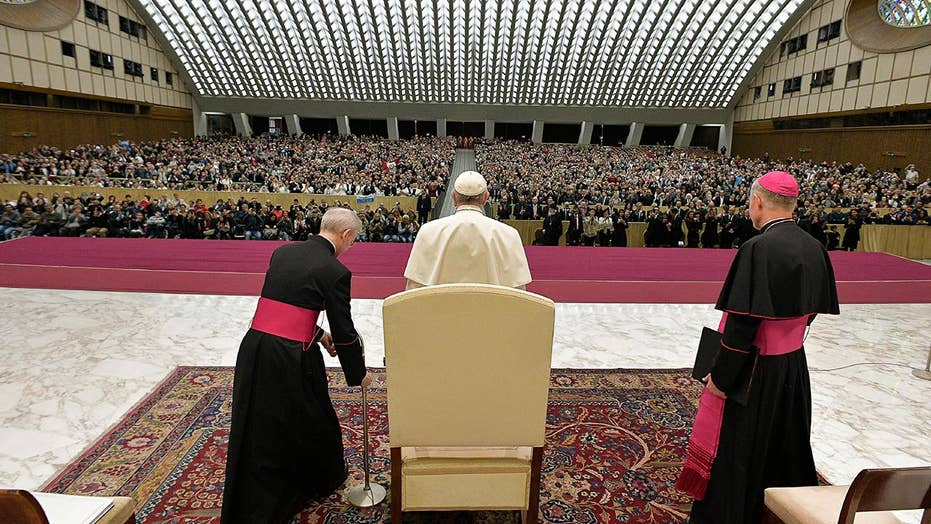 Vatican authorities prepare for a potential terror attack