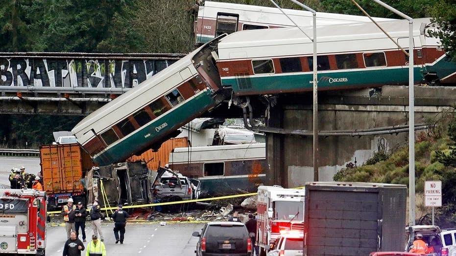 Mayor feared deadly accidents prior to Amtrak derailment