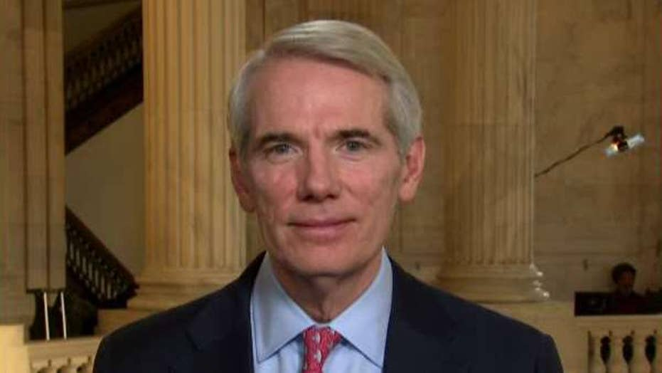 Sen. Portman on tax reform: The proof is in the paycheck