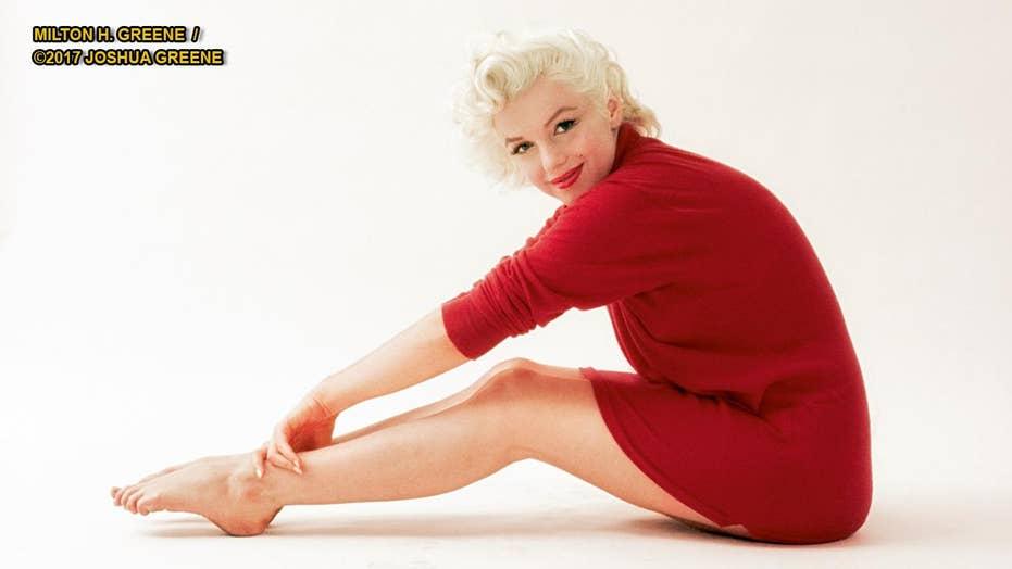 Rare Marilyn Monroe photos revealed