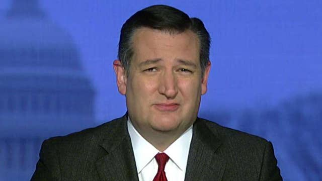 Cruz sounds off after his provision is cut from tax bill