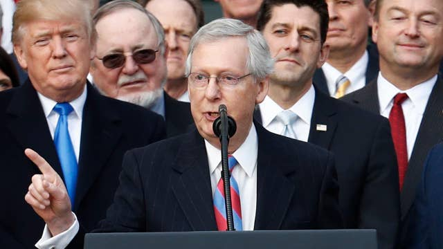 McConnell: America is going to start growing again