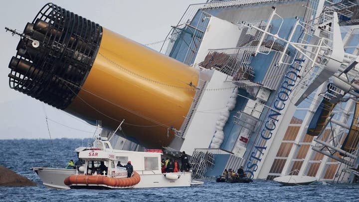 Cruise ship disasters: A brief history