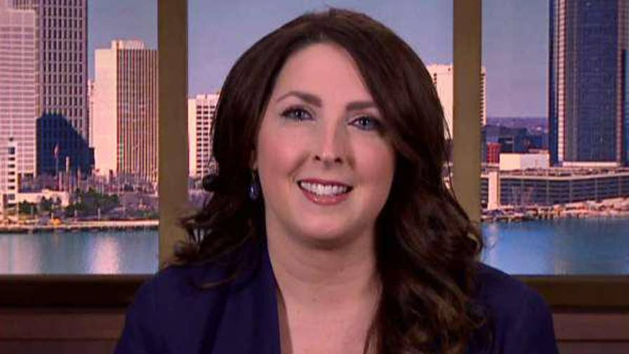 On 'Your World,' the RNC chairwoman on passing tax reform.