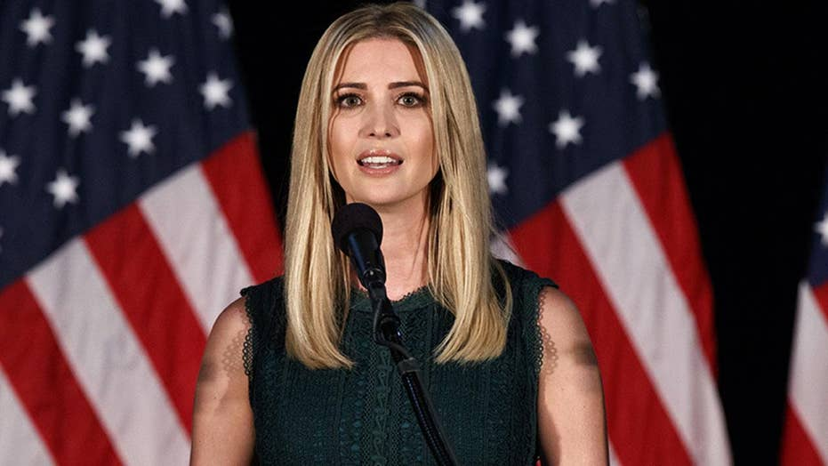 Parents upset over Ivanka Trump school visit