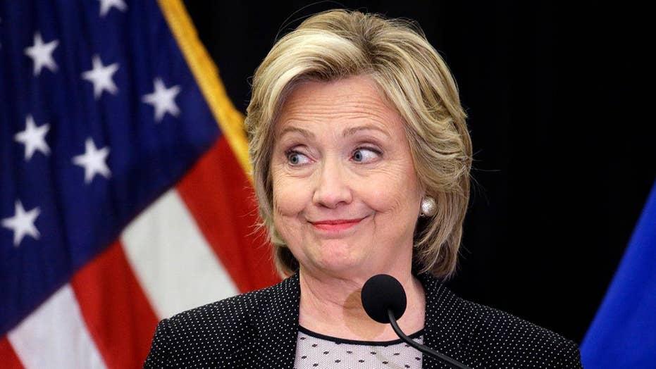 Clinton campaign, DNC accused of corrupt money scheme