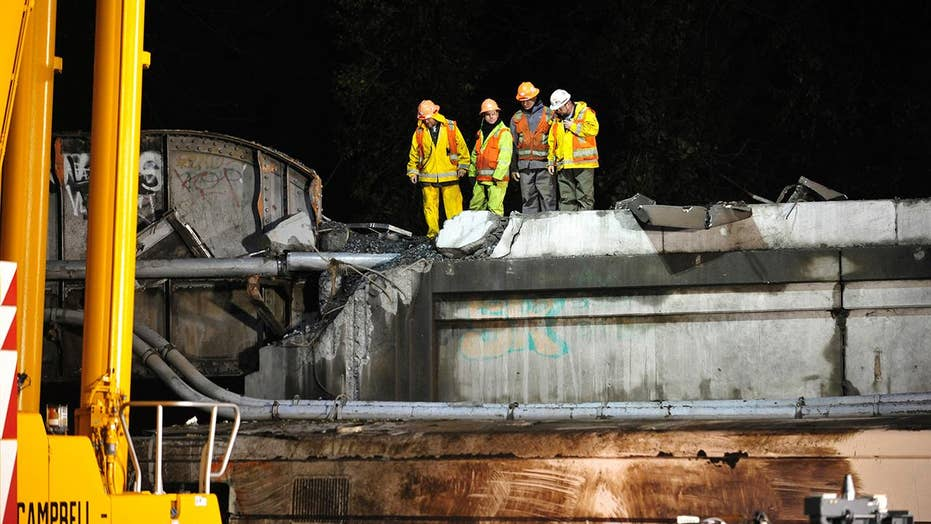 NTSB investigating if distraction played role in derailment