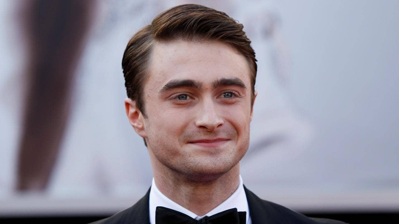 Daniel Radcliffe says he 'never felt cool' playing Harry Potter