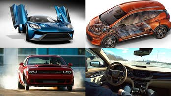 From the battery-powered Chevrolet Bolt to the fire-breathing Dodge Demon, America's automakers rolled out some truly amazing machines this year.