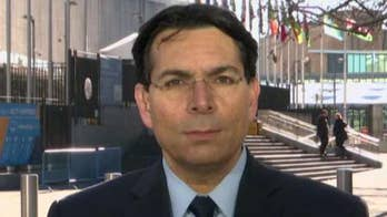 Israeli ambassador to the U.N. sounds off on the General Assembly's condemnation of Trump's Jerusalem move on 'Outnumbered Overtime.'