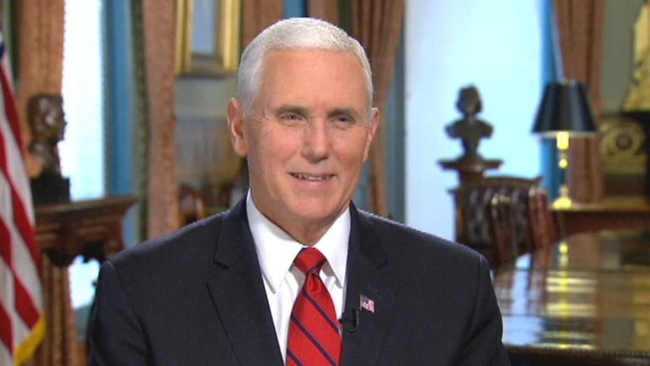 Pence: Tax reform accomplishes the president's vision