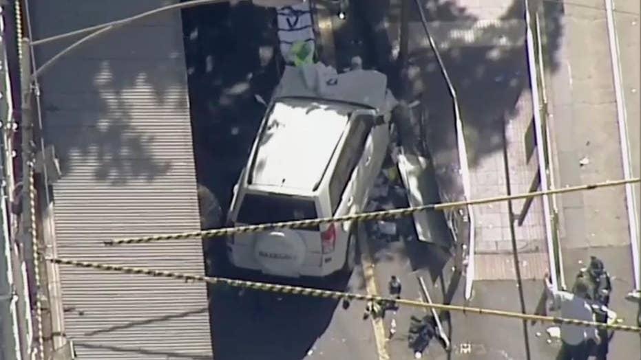 Melbourne police: SUV attack 'deliberate' but not terror