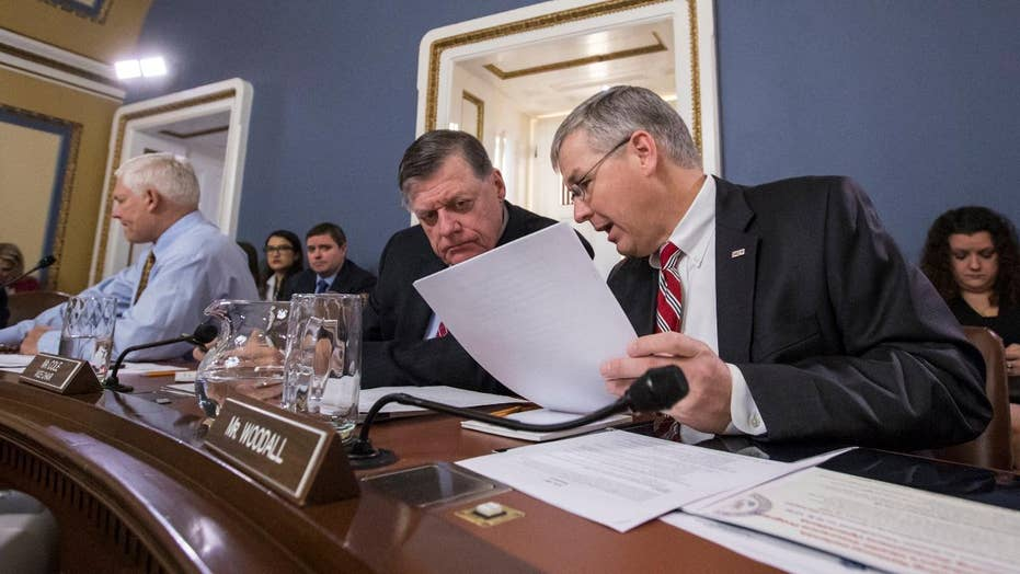 House preparing a spending bill to avoid a shutdown