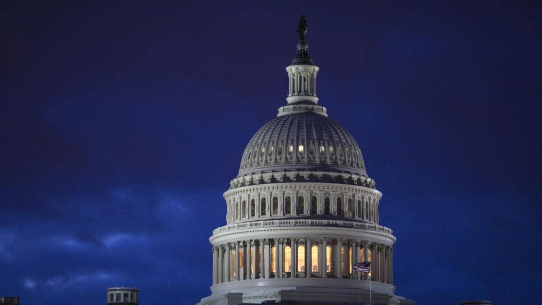 No Christmas shutdown – but Congress faces same crisis next month: 'It's maddening'