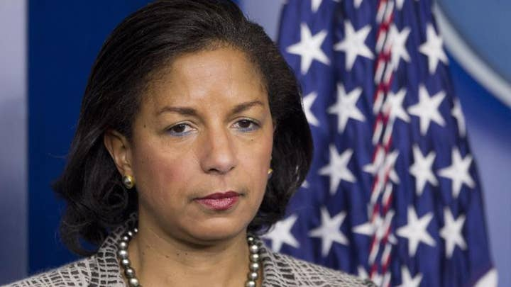 Susan Rice blasts Trump's 'America First' policy