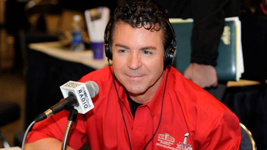 John Schnatter will step down as chief operating officer but remain chairman of the board.