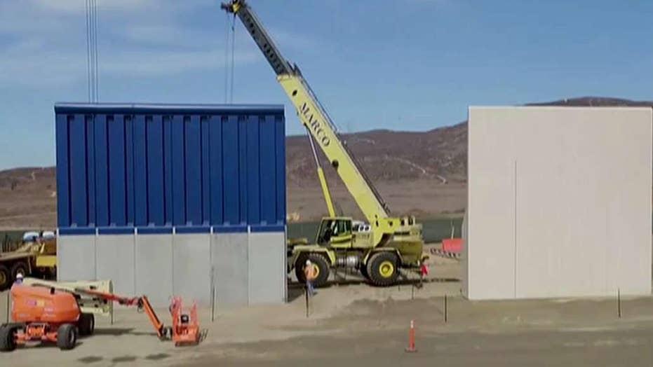 Dem-led cities resist against border wall
