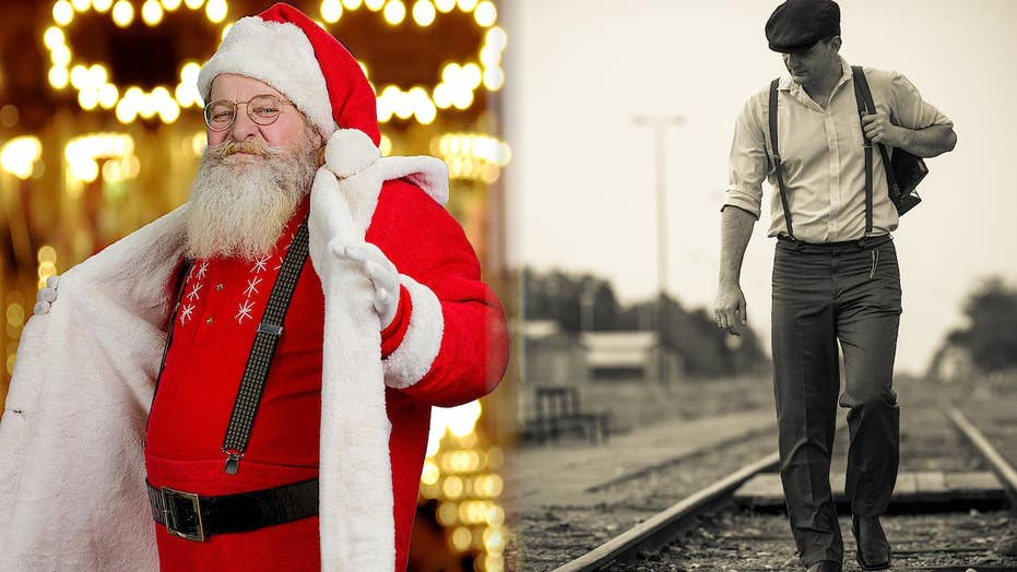 Suspender Origins: What Santa, Gekko & Urkel have in common