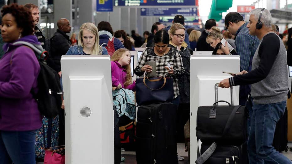 Record 107M Americans expected to travel during holidays
