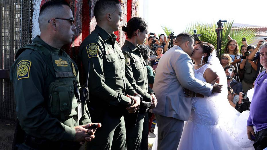 Border Patrol angry after providing cartel wedding security